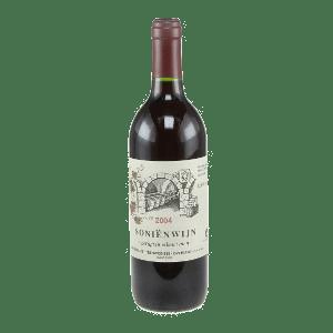 Sonien rode wijn