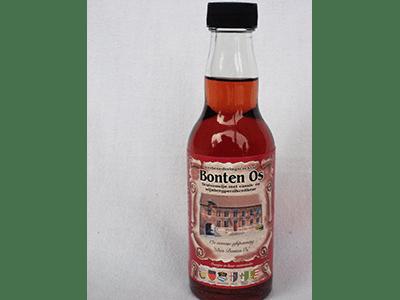 klein flesje Bonten Os 20 cl 3,20 euro