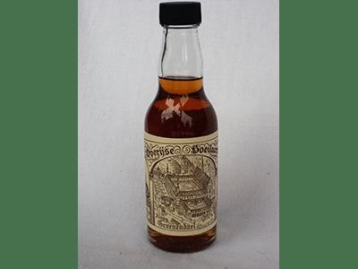 kleind flesje likeur Groenendael 20cl 5,50 euro